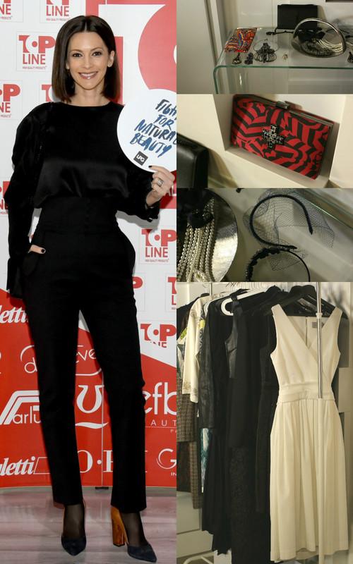 Dulap de vedeta: Andreea Berecleanu! Piese vintage, rochii feminine, accesorii atipice!