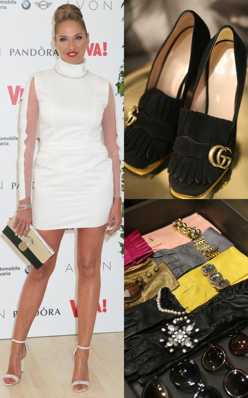 Dulap de vedetă: Ileana Badiu! Piese îndrăzneţe şi sexy, pantofi de designer şi accesorii cu poveste!