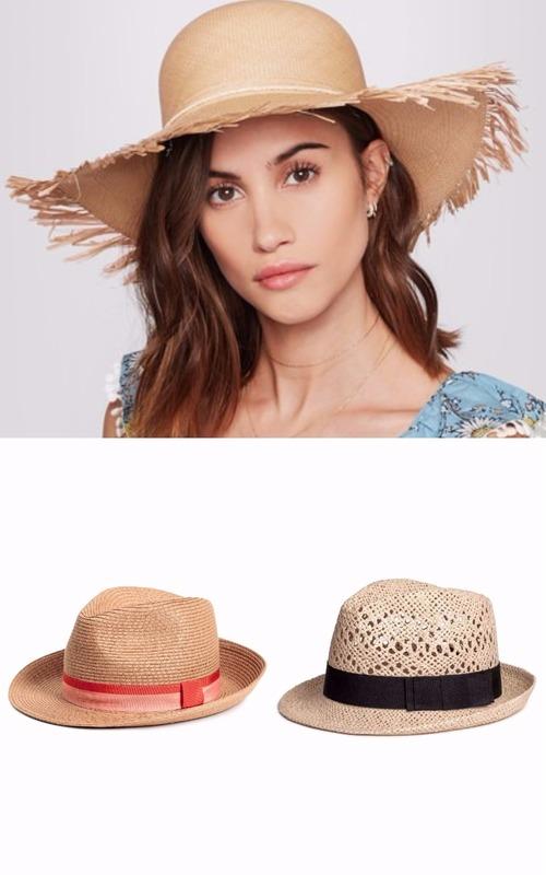 Pălăria pentru plajă