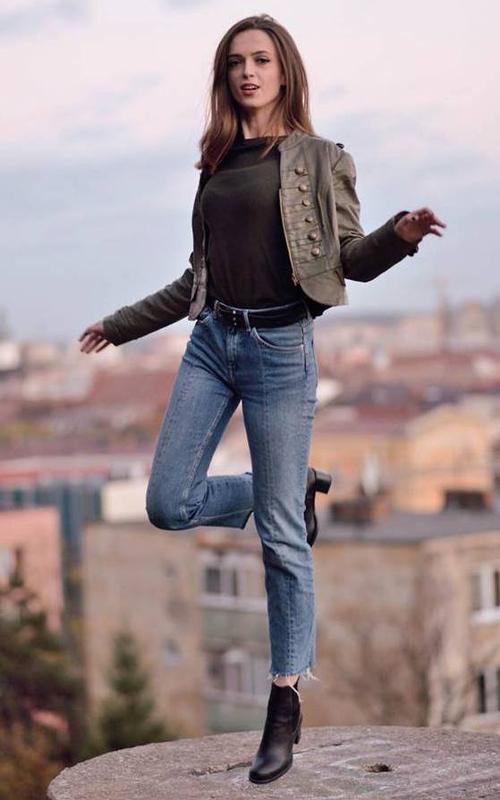 Super Ţinuta Mea - Mara Florea