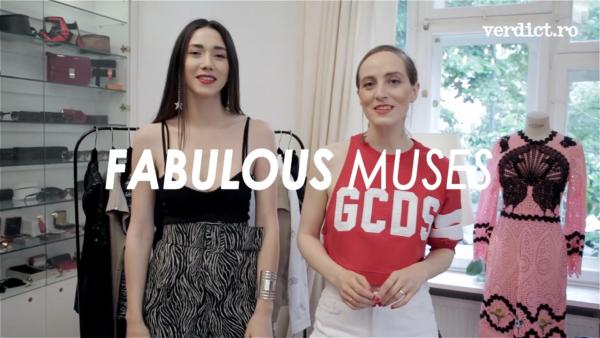 Fabuloasele Muze - cele mai cool moduri în care purtăm fustele și pantalonii din piele! Part 2