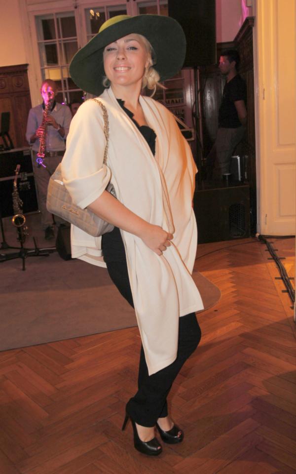 - Giulia Nahmany - 2011