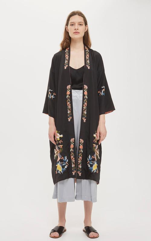 Kimono negru