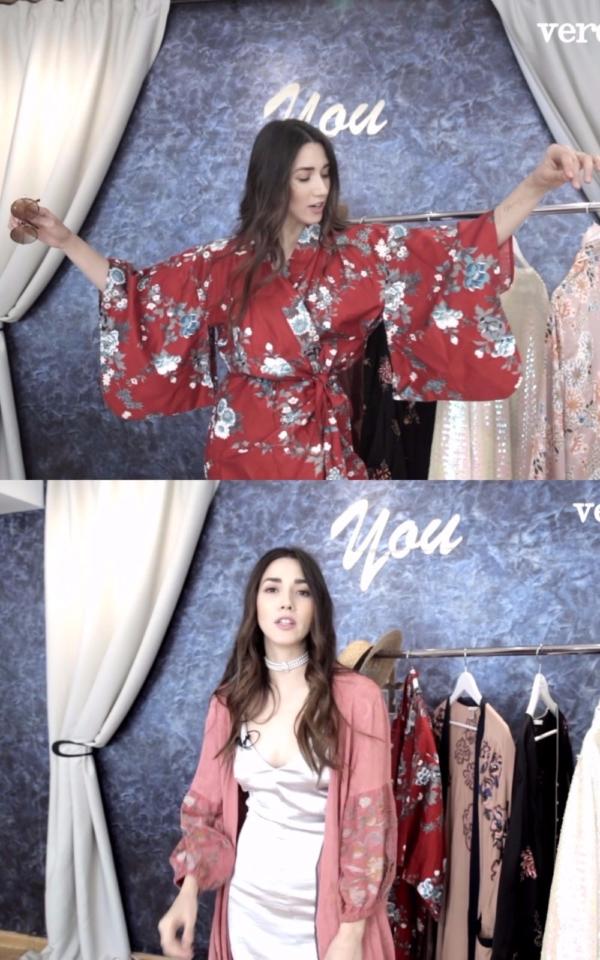 Kimono Diana Enciu
