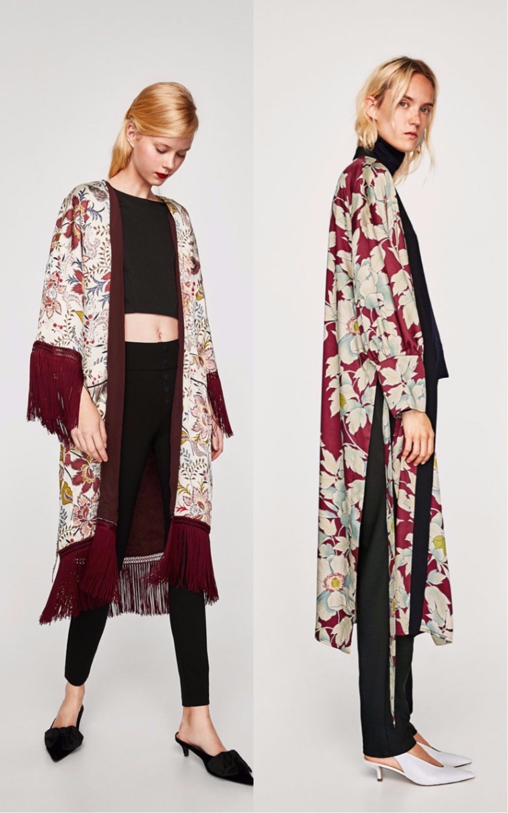 Kimono casual