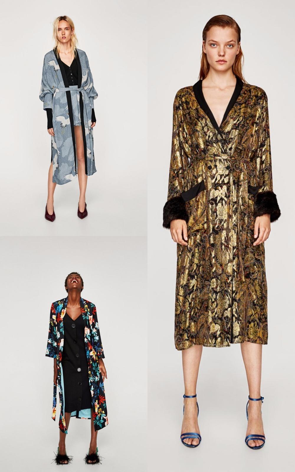 Kimono lung