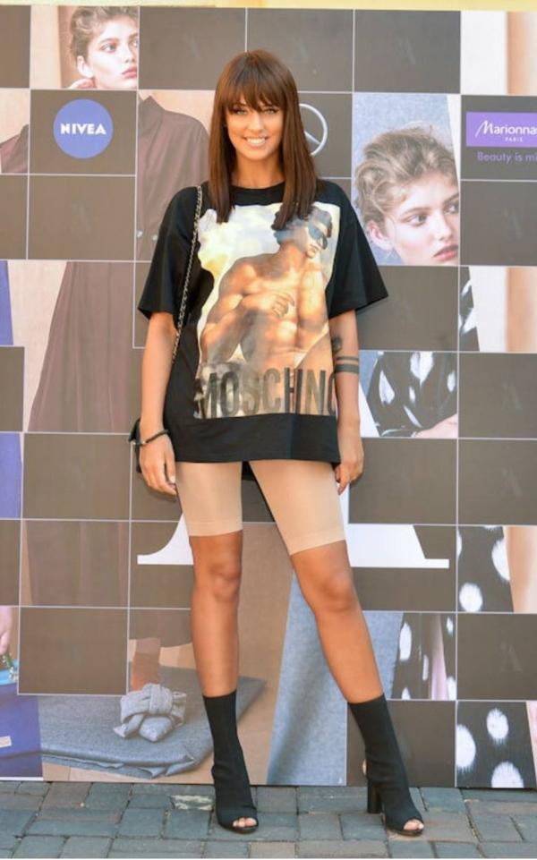 Shop the look - Antonia