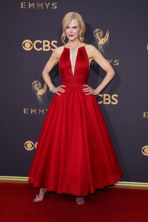 Nicole Kidman - Verdict.ro Emmy 2017