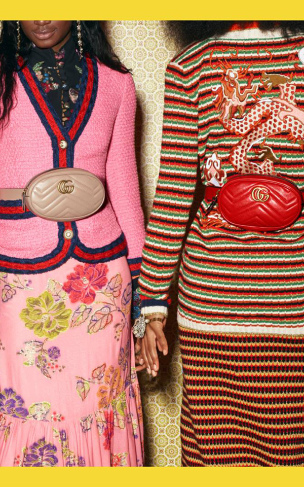 Geanta borsetă - cea mai nouă pasiune a modei