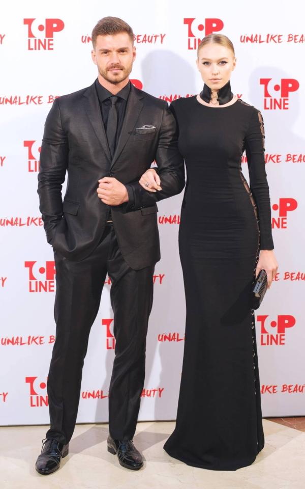 Gina și Bogdan Vlădău