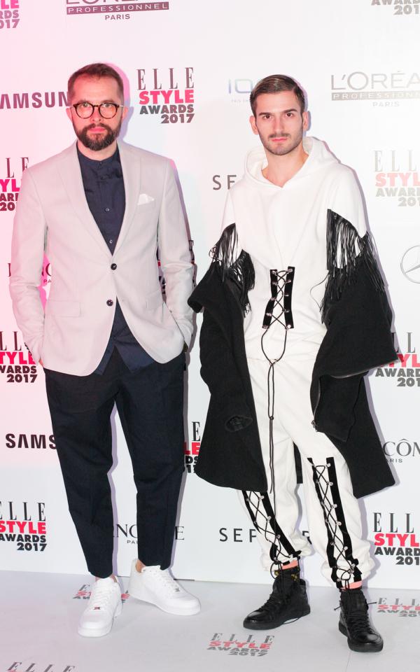 Bogdan Moldovan și Alex Cristea