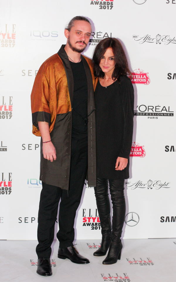 Irina Marinescu și Andrei Runcanu
