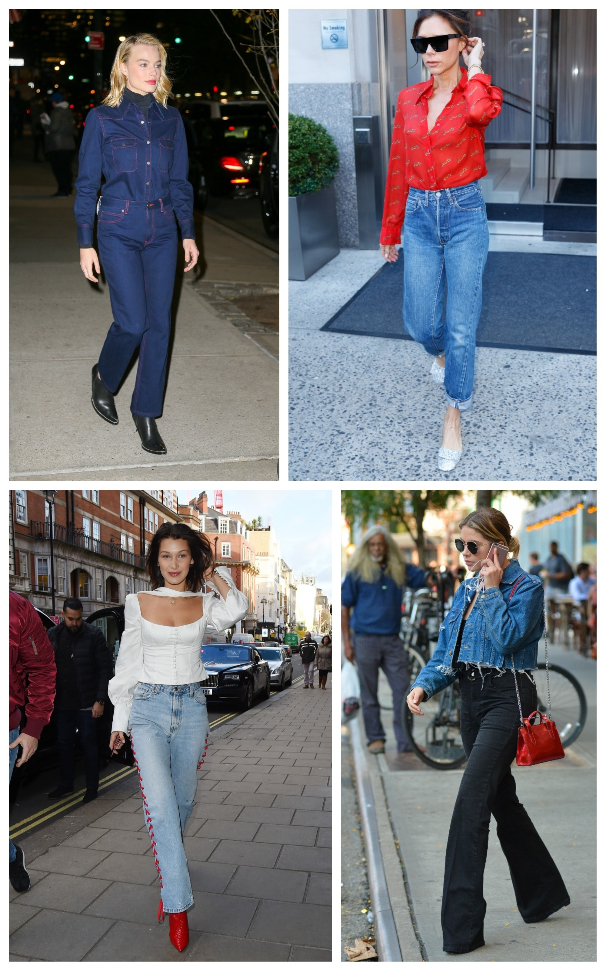 15 modele de jeanși perfecte acum și în sezonul următor!