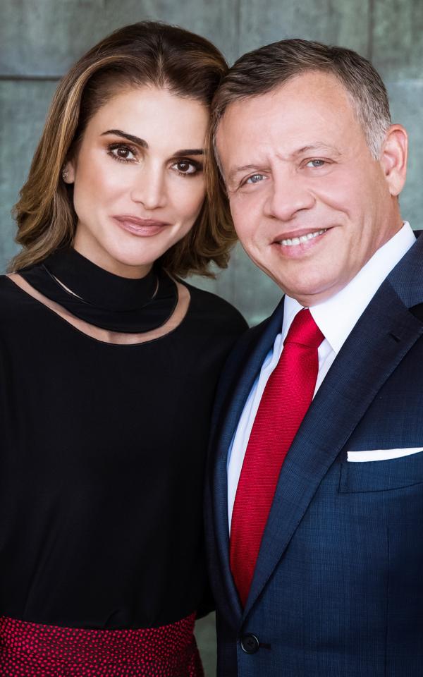 Cum s-a îmbrăcat Regina Rania a Iordaniei în vizita oficială la Haga