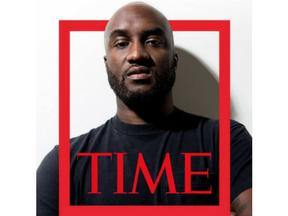 Time 100: Virgil Abloh - cel mai influent designer din lume