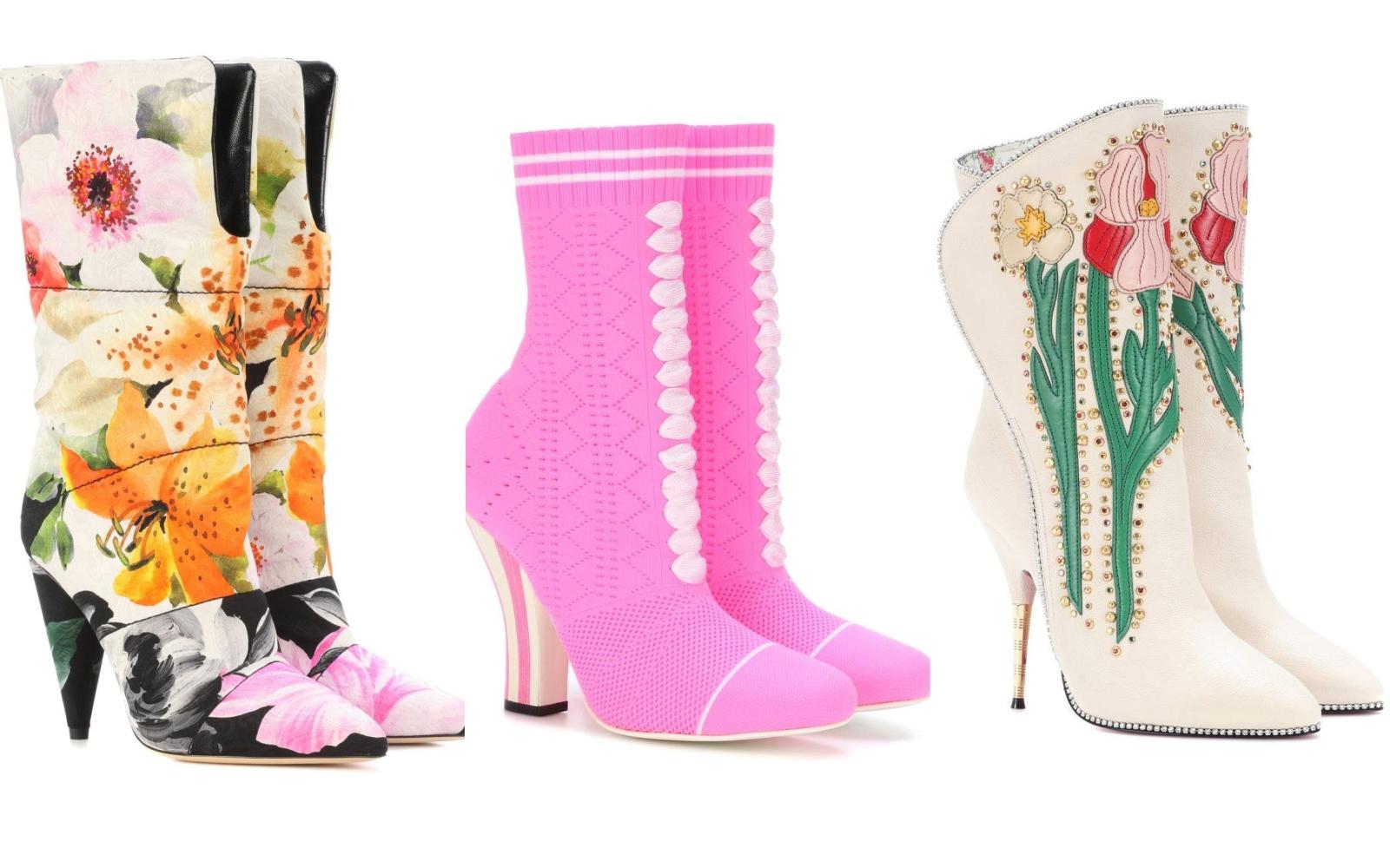 Back in trend : cizmele de vară! Cele mai cool modele ale momentului