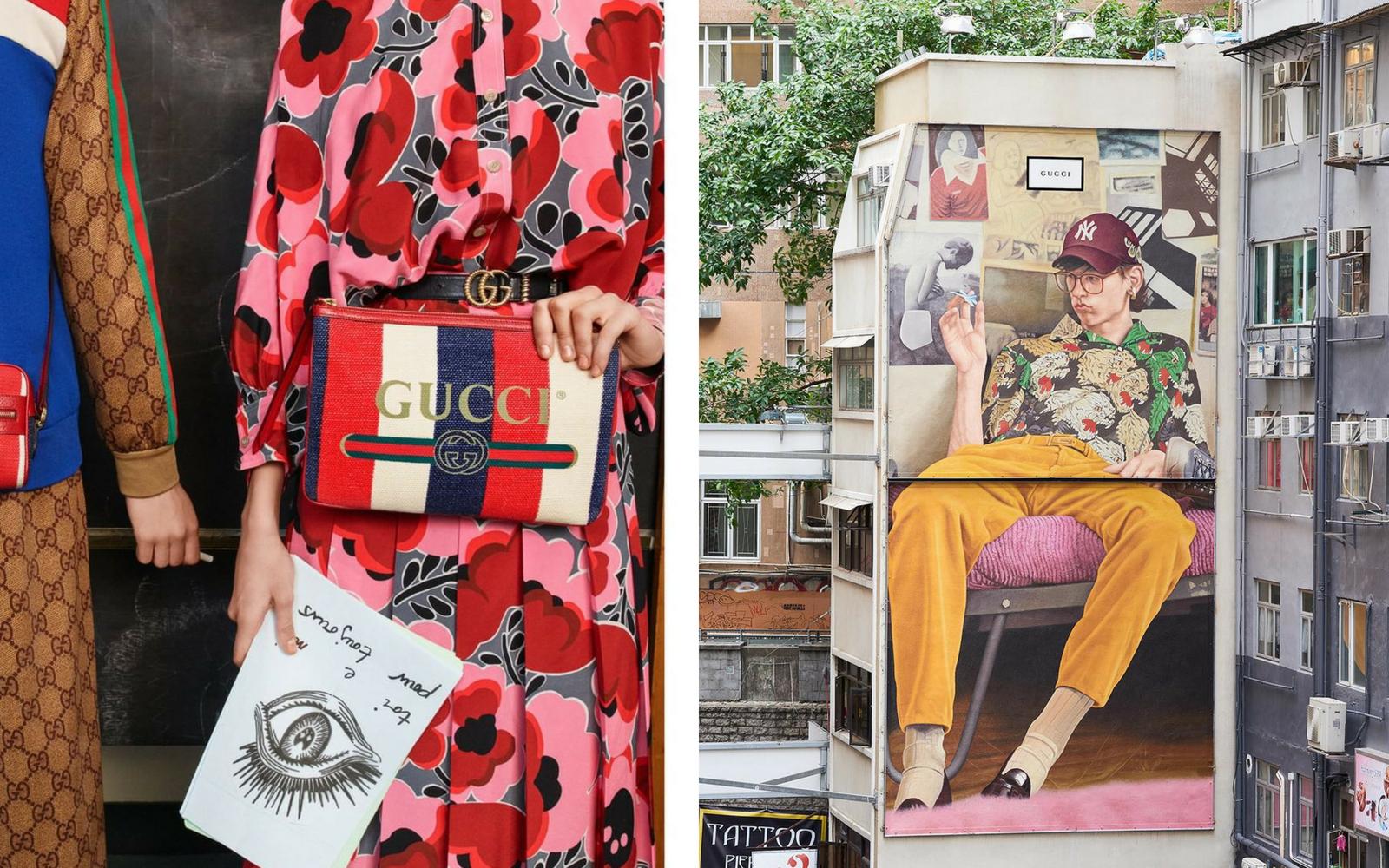 Gucci se mută la Paris pentru Săptămâna Modei