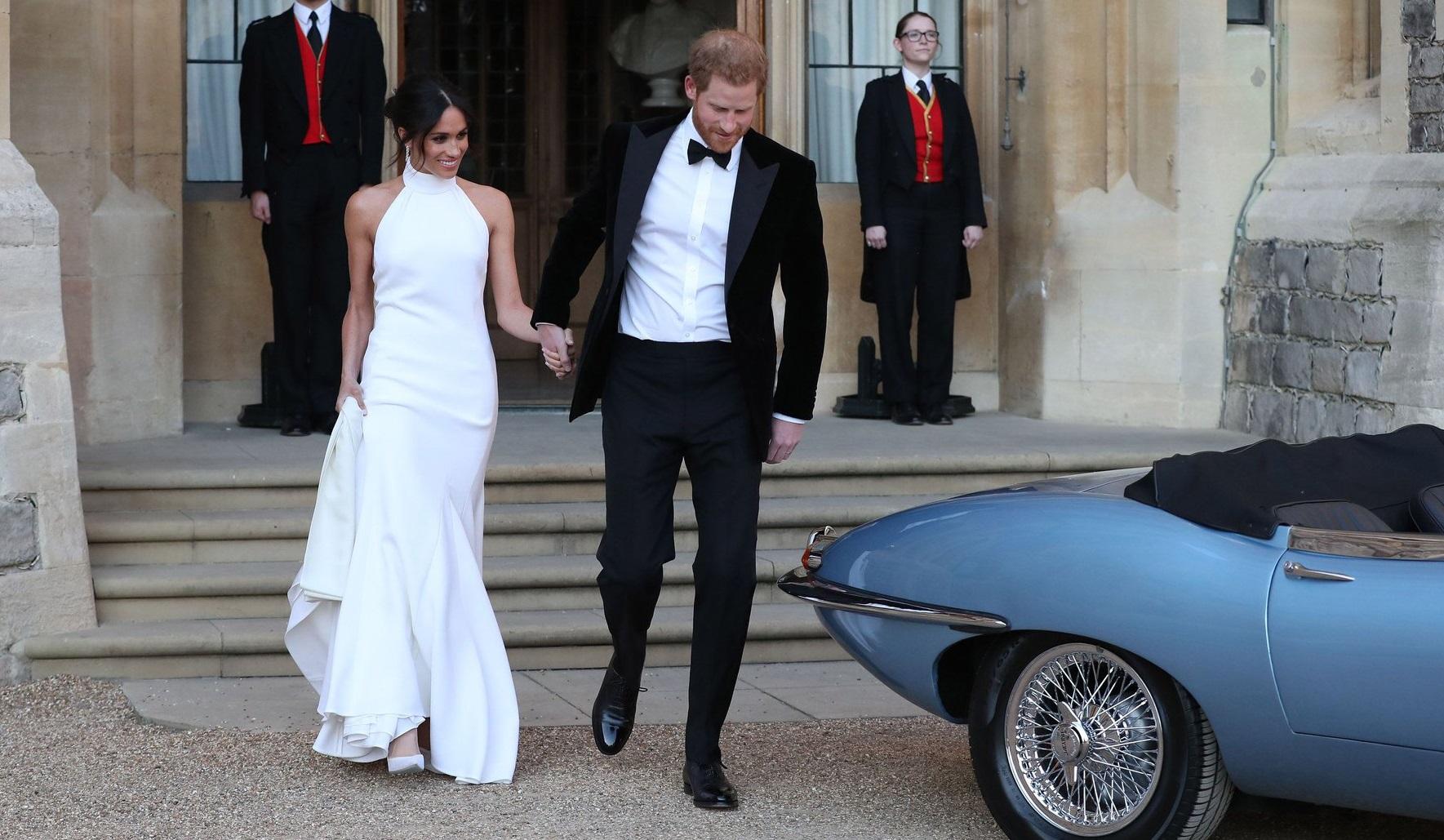 Fosta iubită a Prințului Harry, la nunta! Meghan a făcut ochii mari! Era îmbrăcată...