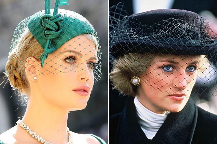 Nepoata Prințesei Diana, apariție spectaculoasă la nunta Prințului Harry cu Meghan Markle! Rochia ei...