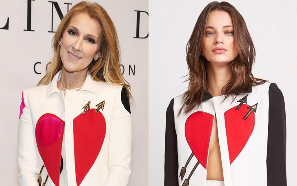 Skazi copiază Schiaparelli Haute Couture