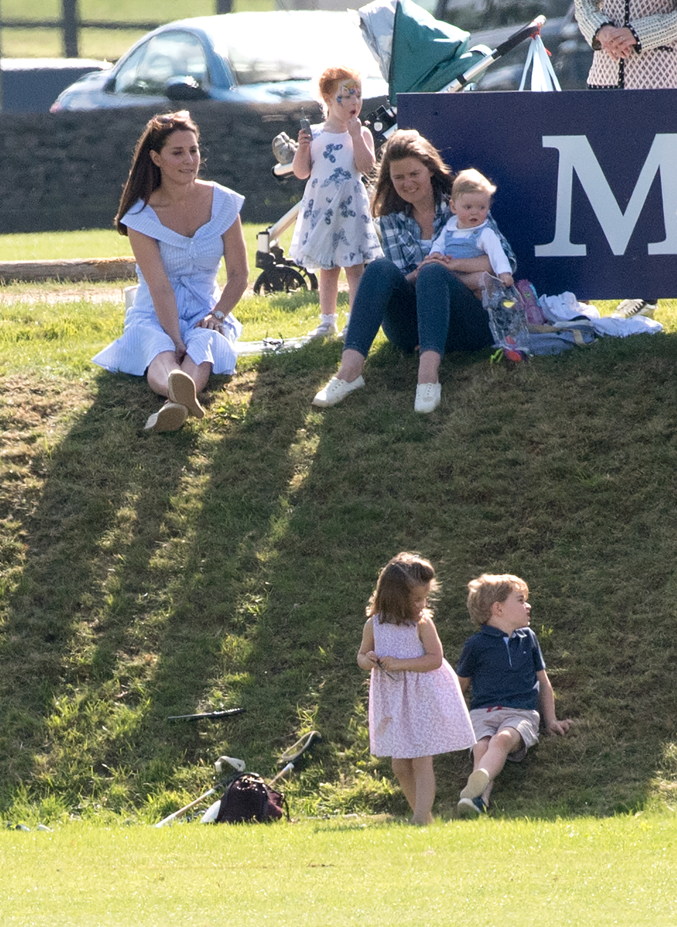 Royals at Beaufort Polo Club